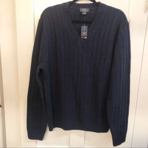 Brooks Brothers 346 100% wool sweater